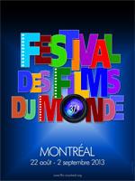 Montreal Film Festival logo